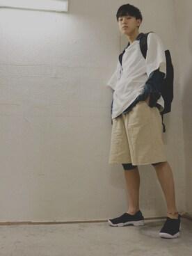 坂口悠人(16)さんの(ONES STROKE|ワンズ ストローク)を使ったコーディネート