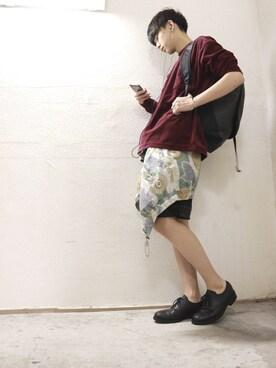 坂口悠人さんの(Ciaopanic|チャオパニック)を使ったコーディネート
