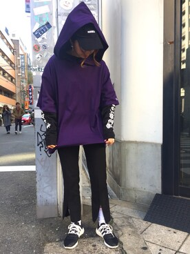 LHP 大阪店|yoshie oharaさんの(LES (ART)ISTS|レスアーティスト)を使ったコーディネート