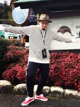 MR.kiwiさんの(adidas|アディダス)を使ったコーディネート