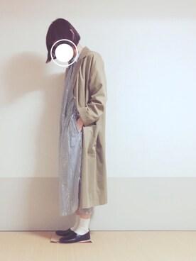 su-su-さんの(靴下屋|クツシタヤ)を使ったコーディネート