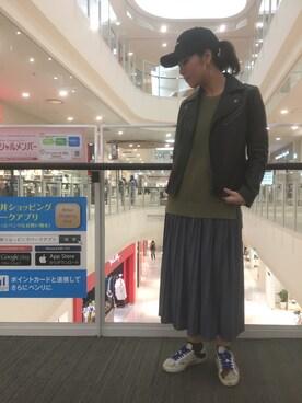 AVIREX富士見|IKUMIさんの(AVIREX|アヴィレックス)を使ったコーディネート