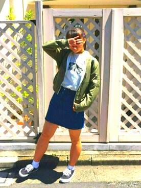 Aya-meさんの(WEGO|ウィゴー)を使ったコーディネート