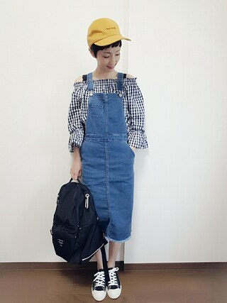 「Roadie / BUDDY(marimekko)」 using this rii looks