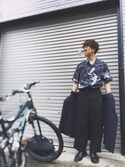 (H&M) using this ウナキチ looks