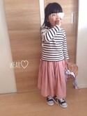 Rin♡さんの「ワッシャースカーチョ(CIAOPANIC TYPY|チャオパニックティピー)」を使ったコーディネート
