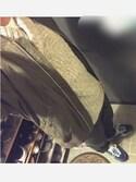 K=Kさんの「MEN エクストラファインコットンブロードスタンドカラーシャツ(長袖)(ユニクロ ユニクロ)」を使ったコーディネート