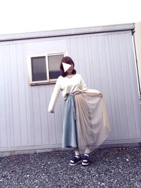 Hirokoさんの(LOWRYS FARM|ローリーズ ファーム)を使ったコーディネート