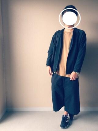 「【HY-TEK】ナイロンPUブルゾン/746591(RAGEBLUE)」 using this Nao looks