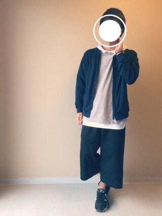 「WEGO/チノガウチョパンツ(WEGO)」 using this Nao looks