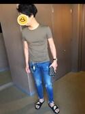 (ZARA) using this Takanori Sakamoto looks