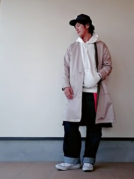 ARUさんの(WHO'S WHO gallery)を使ったコーディネート