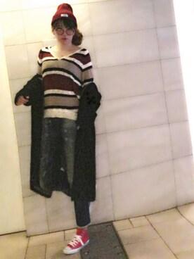 大沢ルセリさんの(GYDA|ジェイダ)を使ったコーディネート