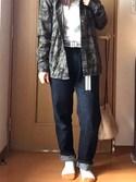 瑠衣は友を呼ぶさんの「NIKE WMNS TOKI SLIP CANVAS【SP】(NIKE|ナイキ)」を使ったコーディネート