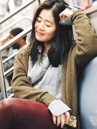 「Women's Madewell Ryder Cardigan(Madewell)」 using this Caroline H. Lee looks