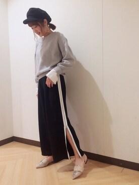 CAMILLE BIS RANDA ルミネ町田店|HARUKAさんの(RANDA|ランダ)を使ったコーディネート