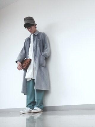 seiya katoさんの「わびさび(CA4LA|カシラ)」を使ったコーディネート