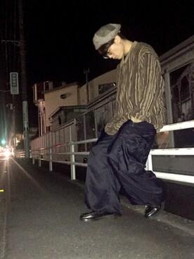 seiya katoさんの(Y-3|ワイスリー)を使ったコーディネート