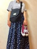 yuukaさんの(UNIQLO|シマムラ)を使ったコーディネート