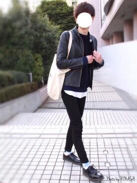 Kentoさんの(RAGEBLUE|レイジブルー)を使ったコーディネート