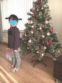 amo-renさんの「2016Xmas クリスマスツリー150cm【niko and ...】(niko and...|ニコアンド)」を使ったコーディネート