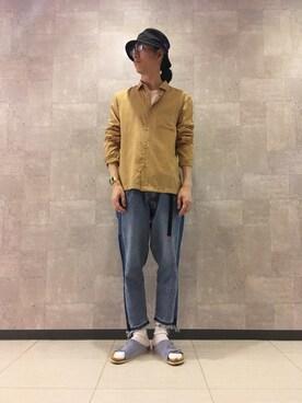 JUNRed 立川ルミネ|YUTA TAKASAKIさんの(JUNRed|ジュンレッド)を使ったコーディネート