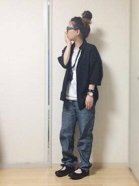 atsuoさんの(NIKE ナイキ)を使ったコーディネート