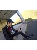 ryoさんの「UCR9204(UNDERCOVER|アンダーカバー)」を使ったコーディネート