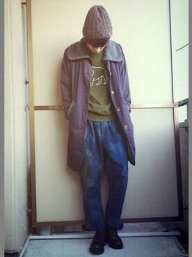 toshikiさんの(FRAPBOIS フラボア)を使ったコーディネート