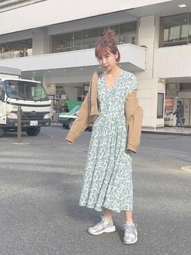 アナザーエディション ルミネエスト新宿店|yuino nishidaさんの(Another Edition|アナザーエディション)を使ったコーディネート