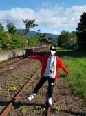 yoshiさんの(大沼駒ヶ岳神社)を使ったコーディネート