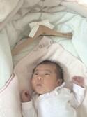 Suzu chanさんの「フリル衿つき長袖前開きボディ(PETIT BATEAU|プチバトー)」を使ったコーディネート