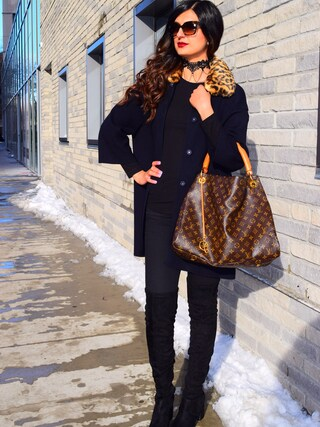 「Louis Vuitton Monogram Gaïa Bag(LOUIS VUITTON)」 using this Ayesha Sid looks