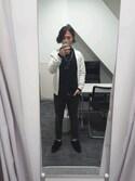Ryohsukeさんの(soe|ジーユー)を使ったコーディネート