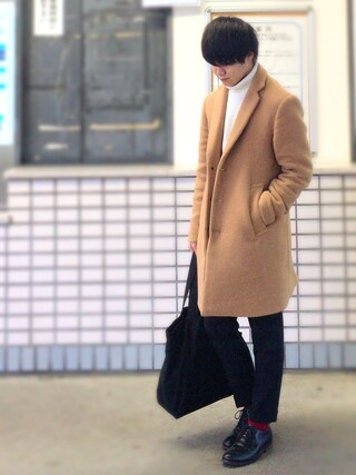 「BY ∴ TR ストレッチ ノープリーツ アンクルパンツ(BEAUTY&YOUTH UNITED ARROWS)」 using this hrk looks