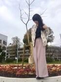 MAJU/まじゅさんの「バーチョーカー(15STAIRS BY ST フィフティーンステアーズバイステラハリウッド)」を使ったコーディネート