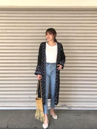 LIFE's代官山店|sudo shihoさんの(TODAYFUL|トゥデイフル)を使ったコーディネート