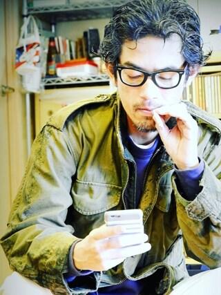Morisaka  Yoshitomo looks