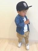 mii is wearing H&M