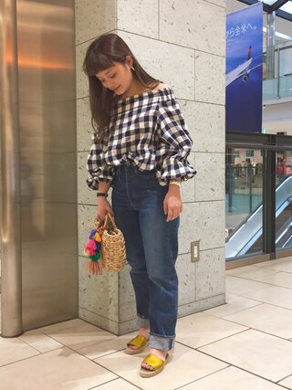 BEAUTY&YOUTH UNITED ARROWS|Misa Hashimotoさんの(BEAUTY&YOUTH UNITED ARROWS|ビューティアンドユースユナイテッドアローズ)を使ったコーディネート