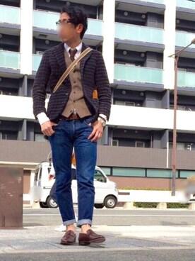 minitaroさんの(A.P.C.|アー・ペー・セー)を使ったコーディネート