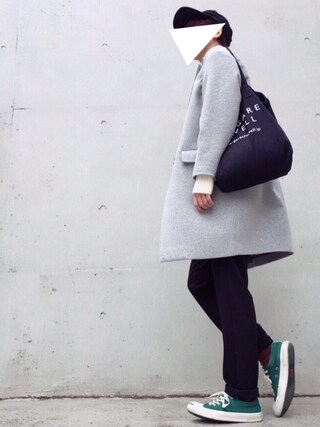 「CONVERSE / JACK PURCELL RSC(Jack Purcell)」 using this せん looks