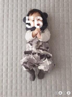 hana‧✧̣̥̇‧さんの(しまむら|シマムラ)を使ったコーディネート