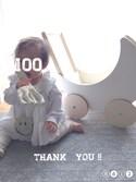 hana‧✧̣̥̇‧さんの「キリンのソフィ ソフィーとシェリーぬいぐるみセット(キリンのソフィ|キリンノソフィ)」を使ったコーディネート
