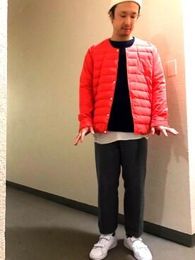 Shuhei Iwashitaさんの(adidas|アディダス)を使ったコーディネート