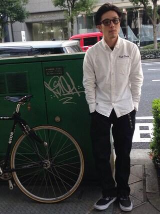 Schott Kobe|kenshinさんの(schott|ショット)を使ったコーディネート