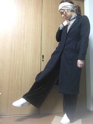 nami☆Yさんの「LR-16117 HEAD BAND(ROSE BUD ローズバッド)」を使ったコーディネート