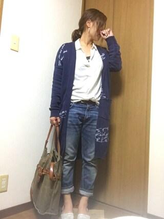 nami☆Yさんの「(LORENZO MARI)3201 SIDE OPEN(ROSE BUD ローズバッド)」を使ったコーディネート