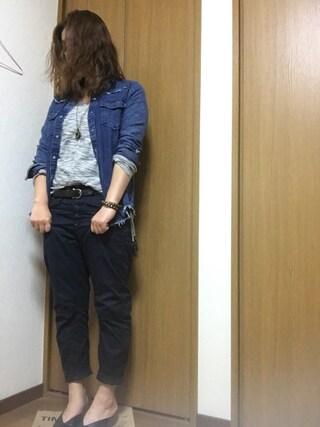 nami☆Yさんの(Import & Select インポート アンド セレクト)を使ったコーディネート