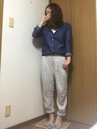 nami☆Yさんの(MAISON SCOTCH メゾンスコッチ)を使ったコーディネート